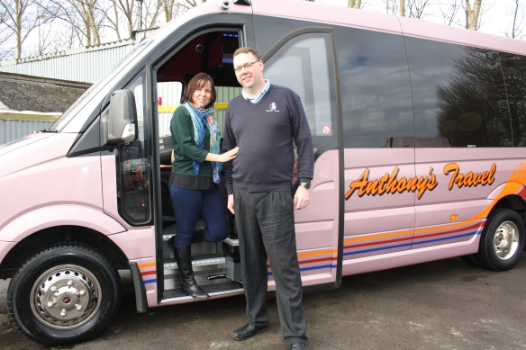 Anthony's Travel Richard and Dawn Bamber